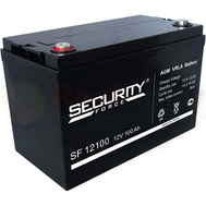 Аккумулятор Security Force SF 12100 (12V 100Ah)