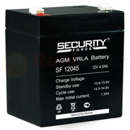 Security Force SF 12045 (12V 4,5AH)